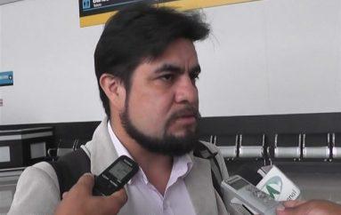 (Vídeo) Según Darío Loja no se ha presentado ningún debate de la Ley de Plusvalía dentro de la AME.