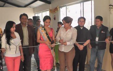 (Vídeo) Autoridades inauguraron trabajos realizados en Cetro del Buen Vivir San José sector Las Canoas
