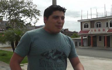 (Vídeo) Directivos de Liga Deportiva Cantonal de Catamayo realizarán mantenimiento a escenario deportivo.