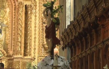 (Video) Lista la programación para las fiestas en honor a San Sebastián, Patrono Jurado de Loja