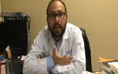 (Video) Presidente del Colegio de Médicos  de Loja, resalta labor realizada a favor de socios y afiliados.