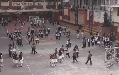 (Video) 5 mil estudiantes de la zona 7 rendirán la prueba Ser Bachiller en marzo.