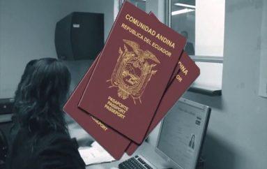 (Video)  Oficina Técnica de Registro Civil en Zamora Chinchipe será quien empezará a emitir  pasaportes  en la zona 7.