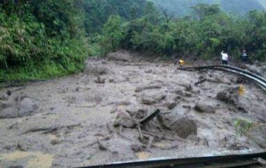(Video) Subsecretario de Obras Públicas se refiere a consecuencias de las lluvias en Zamora