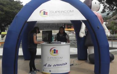 (Video) Supercom Zona 7 realizó casa abierta en Catamayo