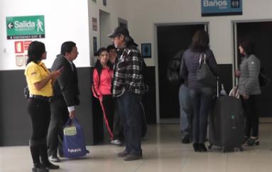 (Video) Este viernes nuevamente se cancelaron vuelos por condiciones del clima en Quito