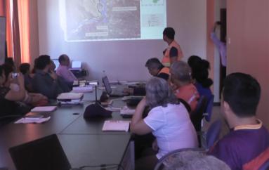 (Video) Autoridades, instituciones y organismos se reunieron para analizar presencia de lluvias