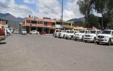 (Video) Conductores de camionetas piden unidad a conductores de buses y control a informales