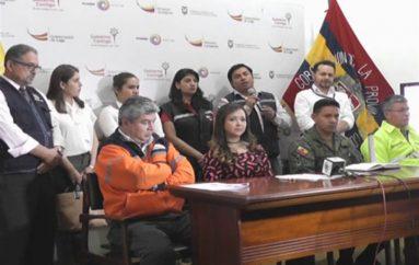 (Video) Listo plan de contingencia para  el feriado de carnaval en la provincia de Loja.