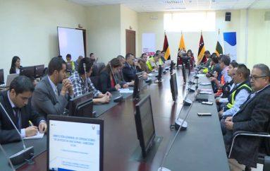 (Video) Consejo Provincial de Seguridad define estrategias que permita  la reducción de delitos  y riesgos en la provincia de Loja.