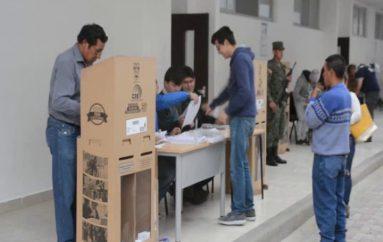 (Video)  Delegación Provincial Electoral de Loja  se prepara para la segunda vuelta electoral que se cumplirá el 2 de abril.