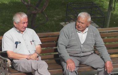 (Video)  Jubilados  exigen que se les devuelvan sus derechos que por Ley les corresponde.