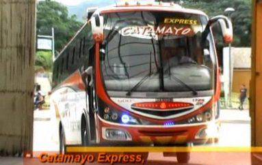 (Video) Cooperativa Catamayo Express incrementará más turnos extras sin recargos por carnaval.
