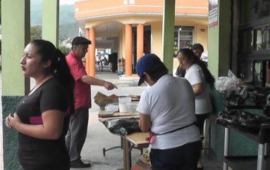 (Video) Frente de Solidaridad de Catamayo continúa realizando actividades para recaudar fondos.