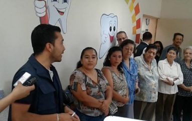 (Video) Medios de comunicación, lideres barriales y autoridades realizaron recorrido por Centro de Salud.