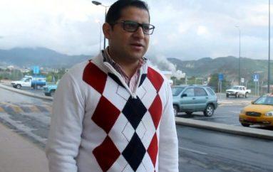 (Video) Rubén Cuenca participara del Campeonato NASA en Estados Unidos.