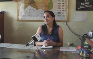 (Video) Jefa Política destaca trabajo de seguridad de la Policía en Catamayo