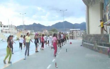 (Video) Se retoma bailoterapia para jubilados del seguro social en Catamayo