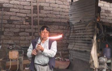 Ernesto Chamba; Personaje de mi tierra