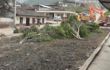 (Video) Moradores opinan sobre trabajos de mejoramiento en Avenida Catamayo