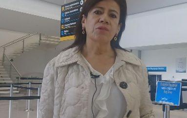 (Video) Miryam González: Proceso de intervención a UNL no ha sido positivo