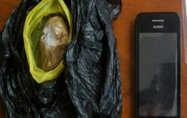 (Video) Un detenido y 21.5 gramos de cocaína tras allanamiento en domicilio de Catamayo