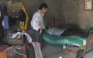 (Video) Adulto mayor pide ayuda para su hermano que padece enfermedad crónica