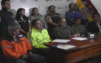 (Video) La Mesa Técnica Nro. 5, de Seguridad Integral de la Población, presentó los resultados del feriado de carnaval.