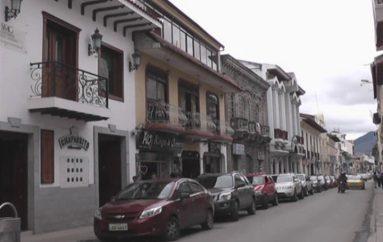 (Video) Canasta transfronteriza no satisface las necesidades del sector comercial de Loja.