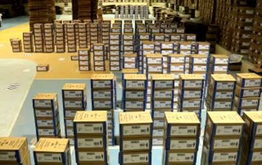 (Video) Arribaron a Loja 1.320 paquetes electorales, este fin de semana inicia distribución a cantones.