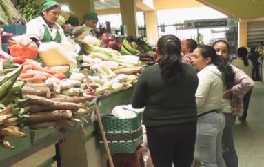 (Video) Escases de productos por estación invernal genera alza de precio.