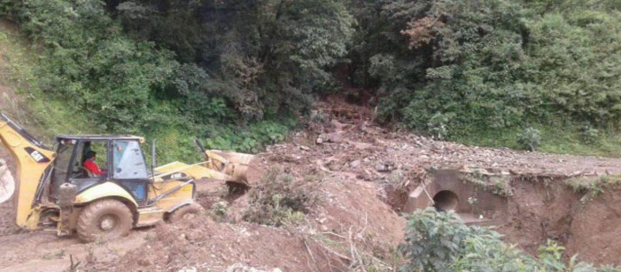 (Video) Sozoranga declarado en emergencia solicita mayor atención de las autoridades.