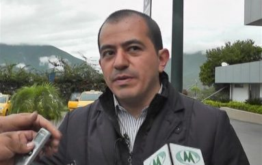 (Video) Diego Naranjo: esperó que en el II Festival de Artes Vivas exista más apoyo para el artista lojano