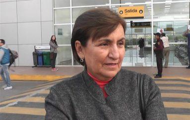 (Video) Nívea Vélez: el País necesita un cambió de Gobierno.