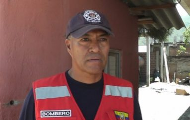 (Video) Según el Comandante del Cuerpo de Bomberos el feriado de carnaval se desarrolló normalmente.
