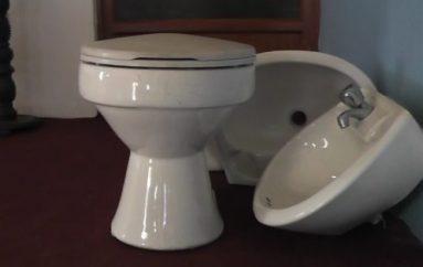 (Video) Llegaron las primeras donaciones para reconstrucción de área de baños en Capilla.