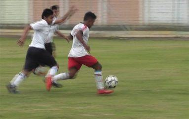 (Video) Las 7 instituciones educativas participan con normalidad en campeonato inter-colegial.