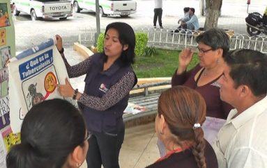 (Video) Distrito de Salud 11D02 realizó casa abierta por el día mundial de lucha contra la tuberculosis