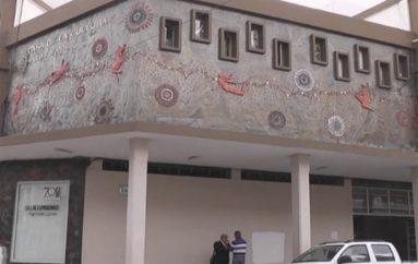 (Video) Diego Naranjo, renuncia para ser candidato en las próximas elecciones de la Casa de la Cultura núcleo de Loja.