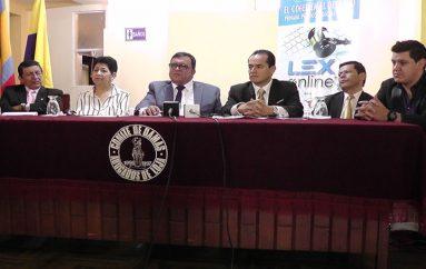 (Video)  Invitan a participar del Programa de Educación Continua Virtual para Abogados.