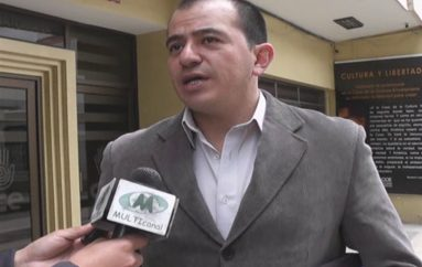 (Video)  Presidente de la Casa de la Cultura de Loja destaca gestión institucional realizada en el 2016.