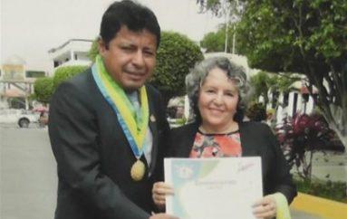Judith Ruíz Celi: Personaje de mi tierra