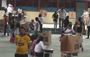(Video) Comercio se intensificó durante proceso electoral en Catamayo.