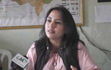 (Video) Andrea Benavides: En asambleas la gente reclama más por obras que por seguridad
