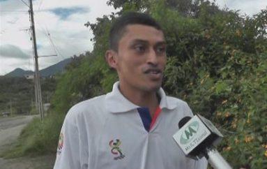 (Video) Empezó viaje de atleta Catamayense que participará en juegos latinoamericanos