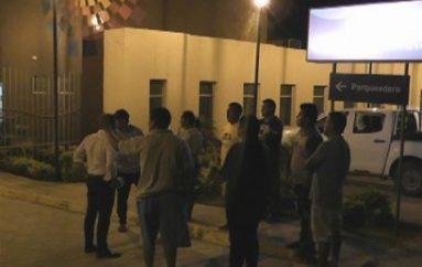(Video) Ciudadanos reclamaron por atención en Centro de salud tipo C de Catamayo