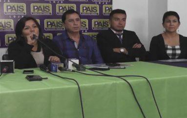 (Video) 200 personas de Loja participarán en la Convención Nacional de Movimiento PAIS.