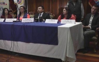 (Video) 82 actas de la provincia de Loja entrarán al reconteo de votos mañana en la ciudad de Quito.