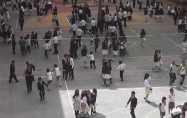 (Video) El inicio de clases régimen costa se dio con normalidad.