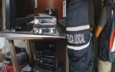(Video) 17 equipos electrónicos de dudosa procedencia fueron incautados en Catamayo